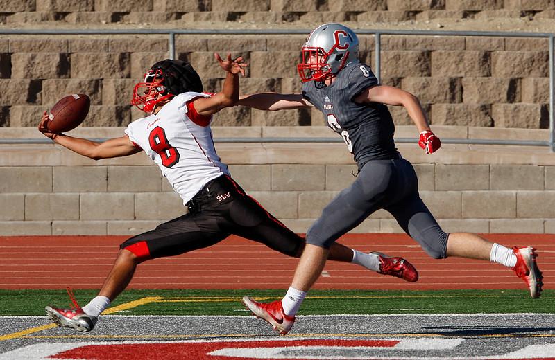 Carmel vs. San Lorenzo Valley, football