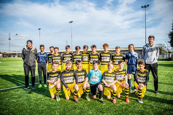 Football Squad Photos