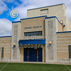 Strong Stadium is located in Beloit Wisconsin and home to the Beloit College Buccaneers - Friday, September 13, 2019
