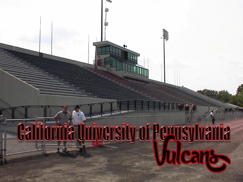 California University Of Pennsylvania Scottolmsteadphotography