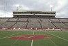 Central Michigan University stadium located in Mt. Pleasant, Michigan and home of the Chippewas