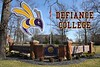 Defiance College is located in Defiance, Ohio, and home of the Yellow Jackets
