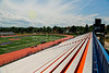 Gettysburg Stadium is Located on the Campus of Gettysburg University in Gettysburg, Pennsylvania, and Home to the Gettysburg Bullets - Wednesday, July 24, 2013