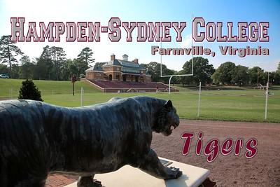 Hampden-Sydney College, Farmville, Virginia