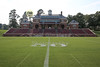 Lewis C. Everett Stadium is located on the Campus of Hampden-Sydney College Located in Farmville, Virginia, and Home to the Tigers (09-05-15)