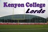 Kenyon College is located in Gambier, Ohio and home to the Kenyon College Lords
