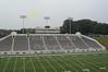 Fawcett Stadium is located in Canton, Ohio.  It is the home of the Malone College Pioneers, as well as Walsh College Cavaliers, Canton McKinley Bulldogs High School and Canton Timken Trojans High School.  The Professional Football Hall of Fame game is also played in Fawcett Stadium.