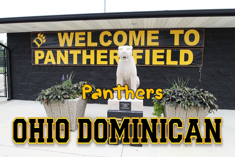 Ohio Dominican University is located in Columbus, Ohio, and is home to the Panthers