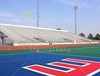 Welcome Stadium at the University of Dayton located in Dayton, Ohio and home of the Dayton Flyers (July 1, 1999)