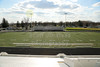 Tiffin University, located in Tiffin, Ohio, play their games in Frost-Kalnow Stadium on the Campus of Tiffin Columbian High School  (April 22, 2014)