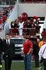 The University of Arkansas stadium located in Fayetteville, Arkansas. Home of the Arkansas Razorbacks.
