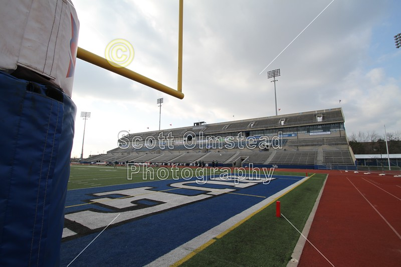 The University at Buffalo stadium and home of the Buffalo Bulls, located in Buffalo, New York.