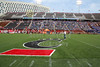 Nippert Stadium is Located on the Campus of the University of Cincinnati in Cincinnati, Ohio, and Home to the Bearcats (Saturday, August 27, 2016)