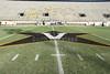 The 50-Yard line - Vanderbilt Stadium located in Nashville, Tennessee, and home of the Vanderbilt Commodores