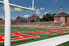 Wabash College is located in Crawfordsville, Indiana, and home to the Wabash College Litle Giants  (July 19, 2013)