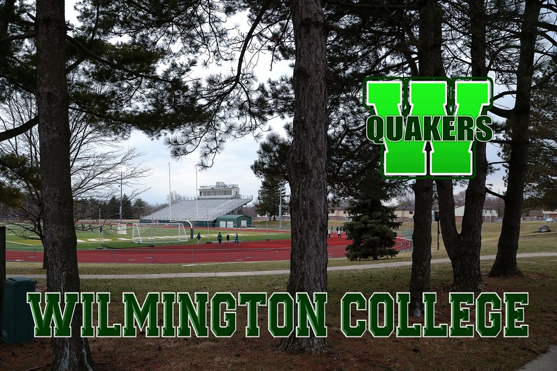 Williams Stadium is located on the Campus of Wilmington College located in Wilmington, Ohio, and is Home to the Quakers (Wednesday, February 27, 2019)