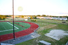 Ashland Community Stadium is located in Ashland, Ohio, and is Home to the Ashland High School Arrows (Friday, July 1, 2016)