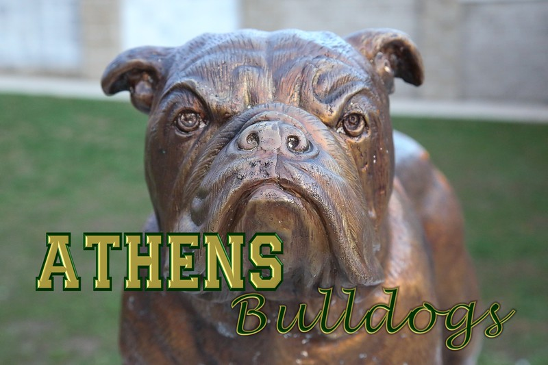 Athens Stadium is located in Athens, Ohio, and Home to the Athens Bulldogs (November 7, 2014)