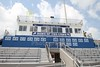 Bexley High School located in Bexley, Ohio, home of the Bexley Lions