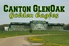 Canton GlenOak Stadium is located in Canton, Ohio, and Home to the Golden Eagles - Sunday, May 11, 2014
