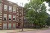 Canton Lincoln High School, located in Canton, Ohio, was home to the Lincoln Lions until it closed after the final graduating class of 1976.