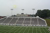 Fawcett Stadium is located in Canton, Ohio.  It is the home of the Canton Timken Trojans High School, as well as Canton McKinley Bulldogs High School, Walsh College Cavaliers and Malone College Pioneers.  The Professional Football Hall of Fame game is also played in Fawcett Stadium.