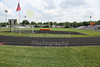 """Harley Field is home to the Columbus East High School Tigers.  The stadium is named after Ohio State Buckeye Great """"Chic"""" Harley - Thursday, June 26, 2014 (The Stadium was locked up tight)"""