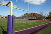 Columbus Saint Francis DeSales High School Football Stadium is Home to the Stallions and Located in Columbus, Ohio - Sunday, October 21, 2012