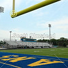 Crawfordsville High School is located in Crawfordsville, Indiana, and Home to the Athenians (July 10, 2021)
