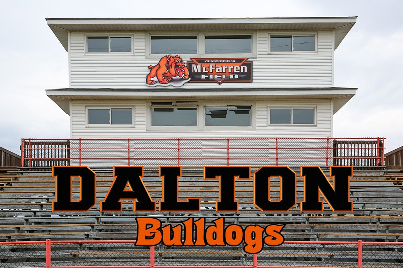 McFarren Field is Located in Dalton, Ohio, and Home to the Dalton High School Bulldogs - Friday, June 9, 2017