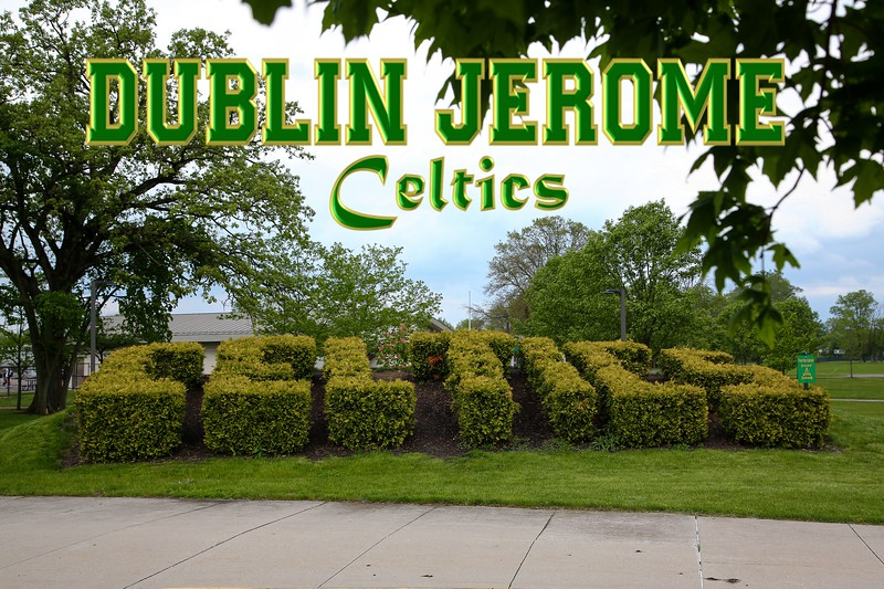 Dublin Jerome High School is Located in Dublin, Ohio, and home to the Celtics - Thursday, May 9, 2019