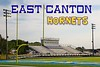 East Canton High School is Located in East Canton, Ohio, and Home to the Hornets - ALL LOCKED UP, No Access (Saturday, June 17, 2017)
