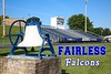 Bridewesser Stadium is Located in Navarre, Ohio, and Home to the Fairless High School Falcons - Saturday, June 3, 2017