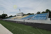 Findlay Ohio's Donnell Stadium used by both the Findlay High School Trojans and the University of Findlay Oilers.  (Not located on the Findlay High School campus.)