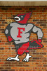 Fredericktown High School is located in Fredericktown, Ohio, and Home to the Freddies (Thursday, August 8, 2019)