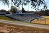 Robert B Jamieson Stadium is located in Greensboro, North Carolina, and Home to the Grimsley High School Whirlies - Thursday, November 26, 2015 (Stadium was locked up secure)