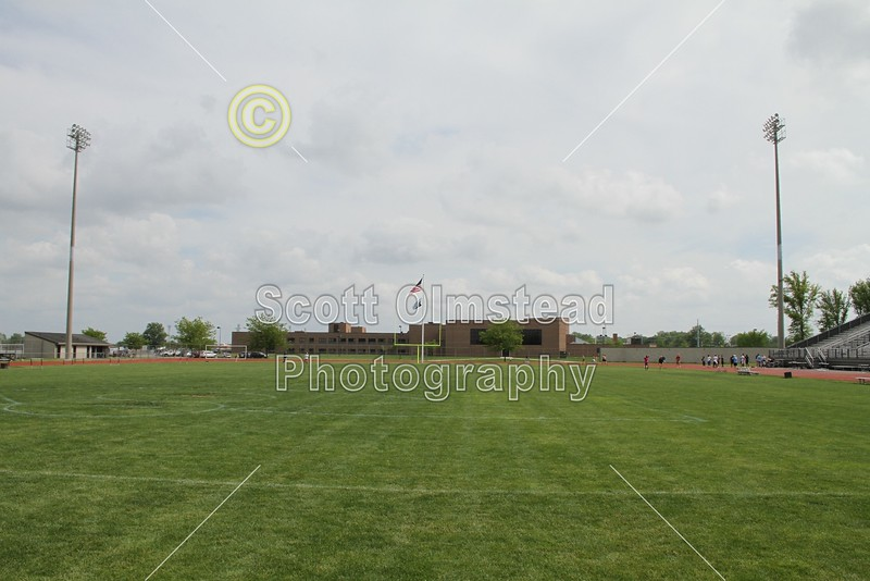 Hilliard Darby High School is located in Hilliard, Ohio, and home to the Hilliard Darby Panthers - May 8, 2012