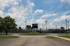 Independence High School is located in Columbus, Ohio, and is home to the Independence 76ers - Friday, June 27, 2014  (The Stadium was locked up tight)