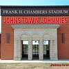 Frank H. Chambers Stadium is Compliments of Tech Rubber and is located in Johnstown, Ohio.  It is home to the Johnstown High School Johnnies. (Friday, September 20, 2019)