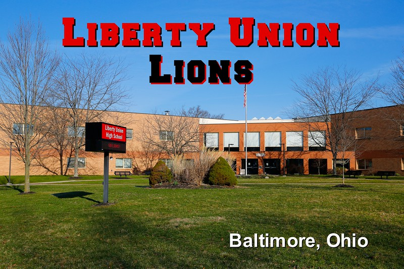 Liberty Union High School is located in Baltimore, Ohio, and home to the Liberty Union Lions - Sunday, April 6, 2014