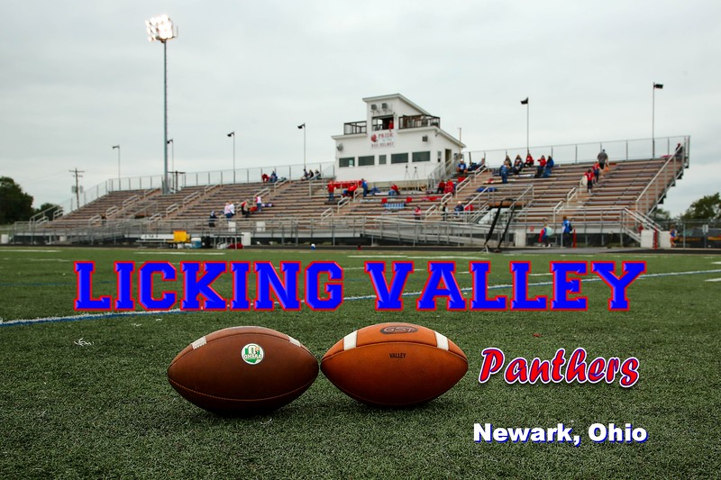 Randy Baughman Stadium is located in Hanover, Ohio, and is Home to the Licking Valley Panthers (Friday, September 11, 2020)