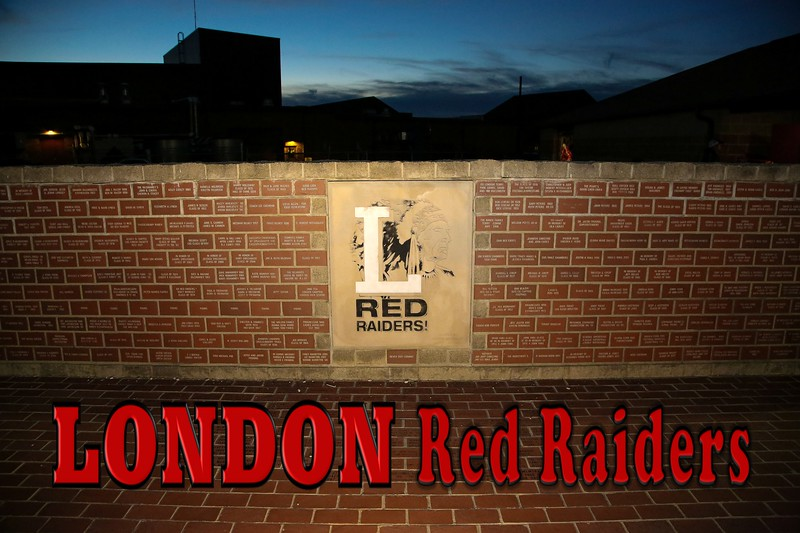 London High School is Located in London, Ohio, and Home to the Red Raiders (Friday, November 18, 2016)