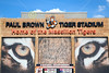 Paul Brown Tiger Stadium is Located in Massillon, Ohio, and is Home to the Massillon Washington High School Tigers (Friday, June 16, 2017) (Locked Up Tight, No Access)