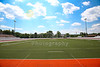 Nelsonville-York High School is located in Nelsonville, Ohio, and Home to the Nelsonville-York Buckeyes - All of the white plastic pictured is due to the resurfacing of the running track being conducted on Sunday, June 26, 2016