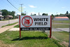 White Field is located in Newark, Ohio, and home to the Newark High School Wildcats - Friday, June 27, 2014