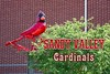 Sandy Valley High School is Located in Magnolia, Ohio, and Home to the Sandy Valley Cardinals (Tuesday, July 4, 2017)