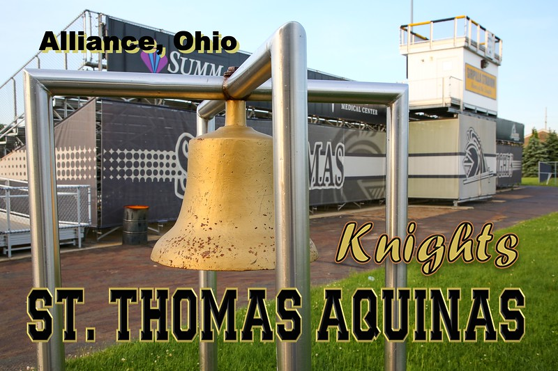 St. Thomas Aquinas High School is Located in Alliance, Ohio, and Home to the Knights - Saturday, June 3, 2017