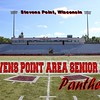 Goerke Field is located in Stevens Point, Wisconsin, and is Home to the Stevens Point Area Senior High, Known as S.P.A.S.H., and is Home to the Stevens Point Panthers (Saturday, September 14, 2019)