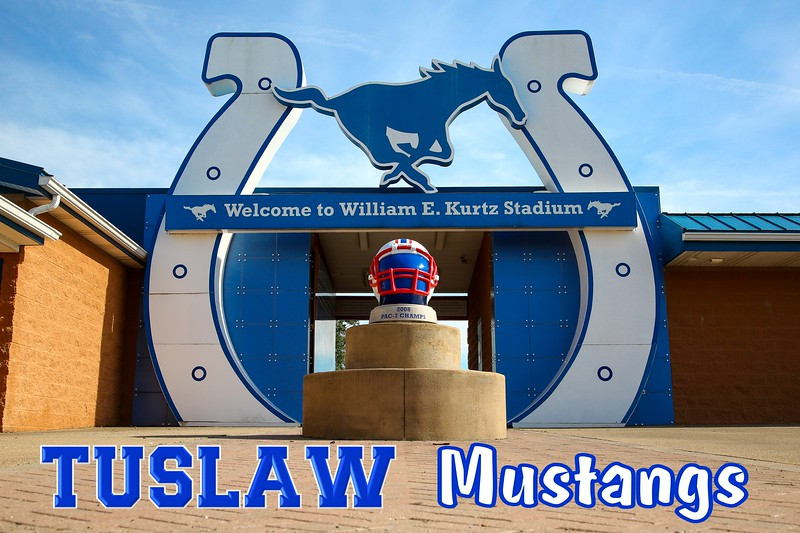 William E. Kurtz Stadium is Located at Tuslaw High School in Massillon, Ohio, and is Home to the Tuslaw Mustangs (Friday, June 16, 2017