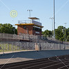 Jack Martin Stadium is located in Charlotte, North Carolina, and Home to the West Charlotte High School Lions (04-28-20 - stadium was all locked up)